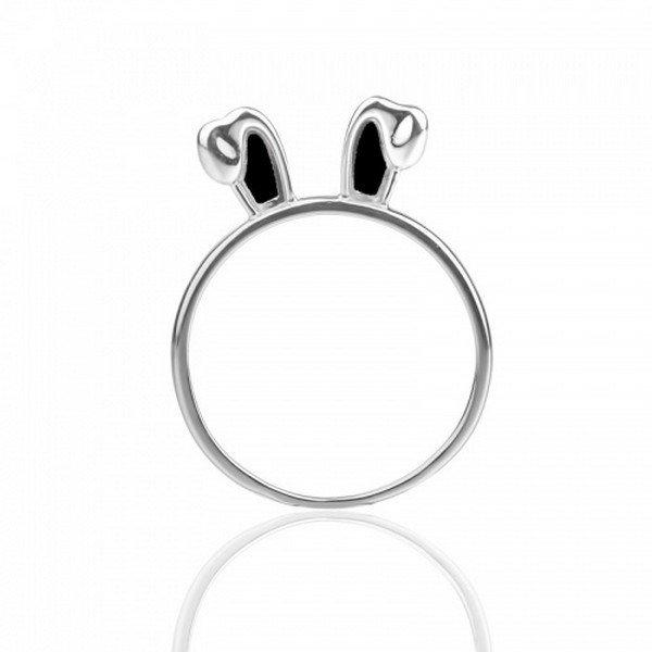 Серебряное кольцо сэмалью