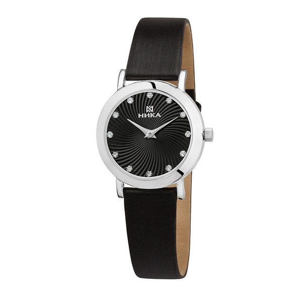 Серебряные часы женские без вставок