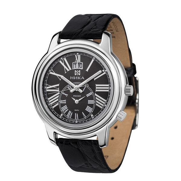 Серебряные часы мужские без вставок